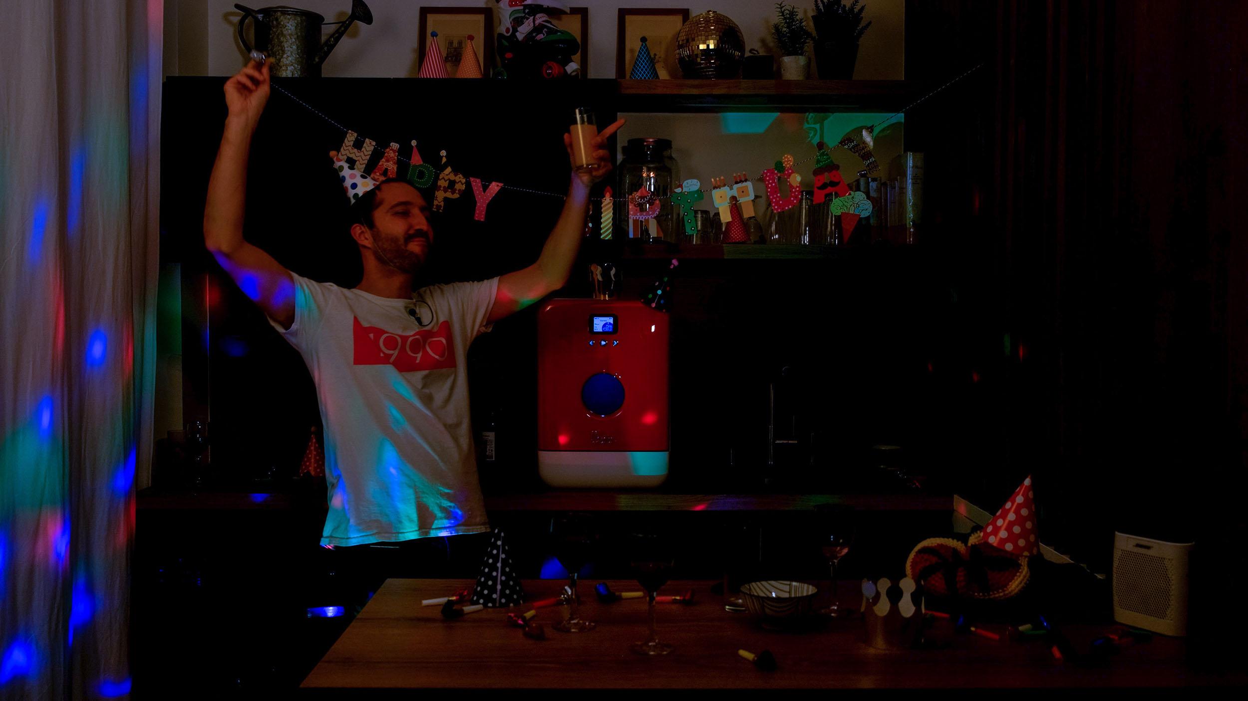 Discover Bob Party