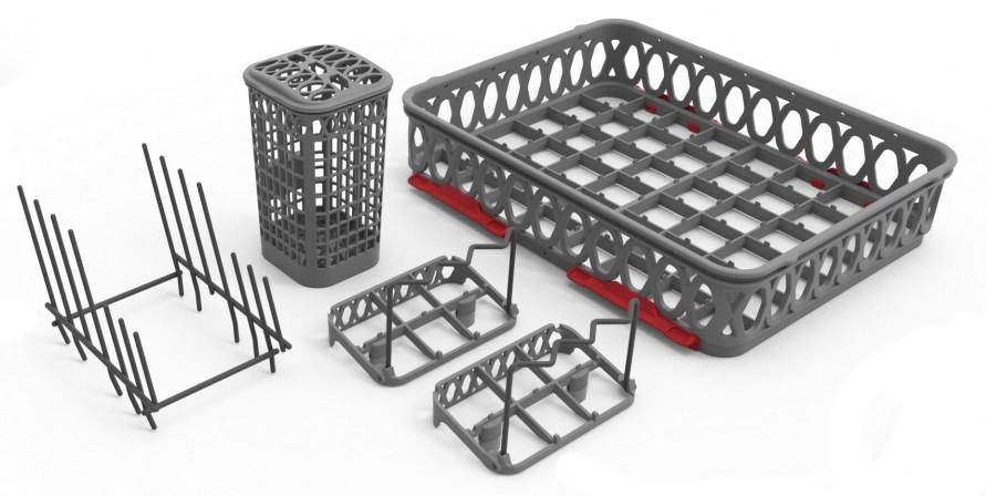 Panier modulable bob mini lave vaisselle